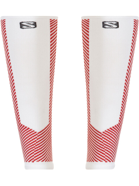 Salomon Speed Calf Socks white/matador